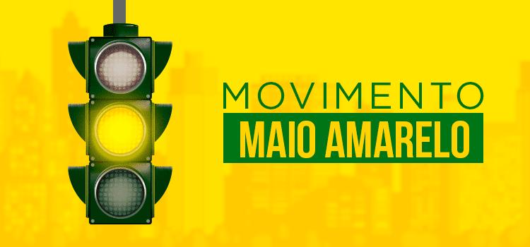 Lançamento do Maio Amarelo em Curitiba