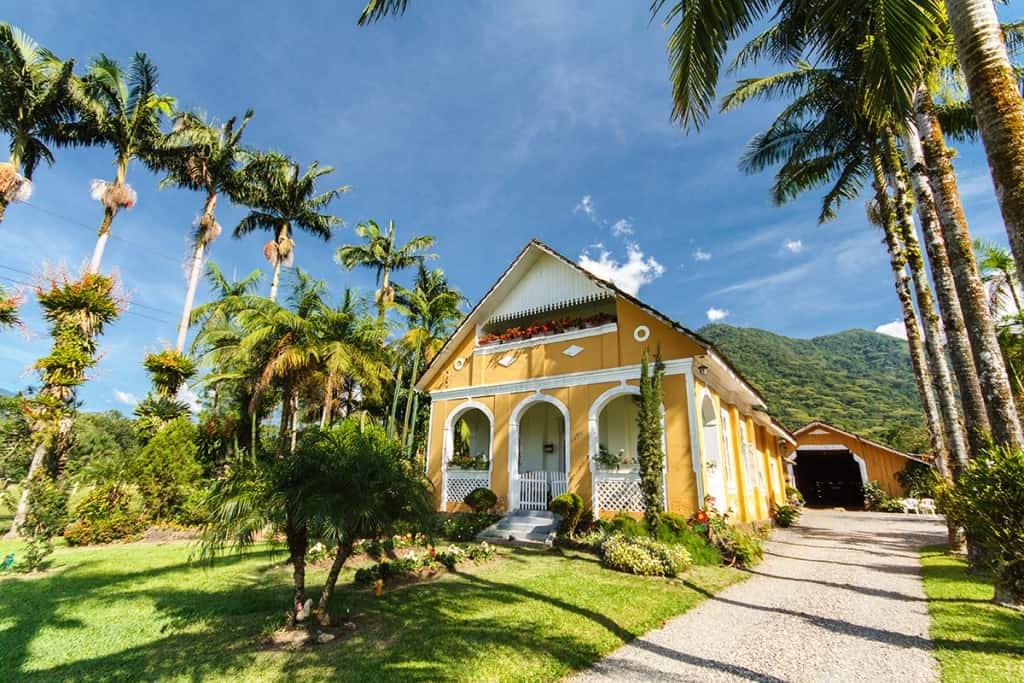 Como fazer Turismo Rural em Joinville?